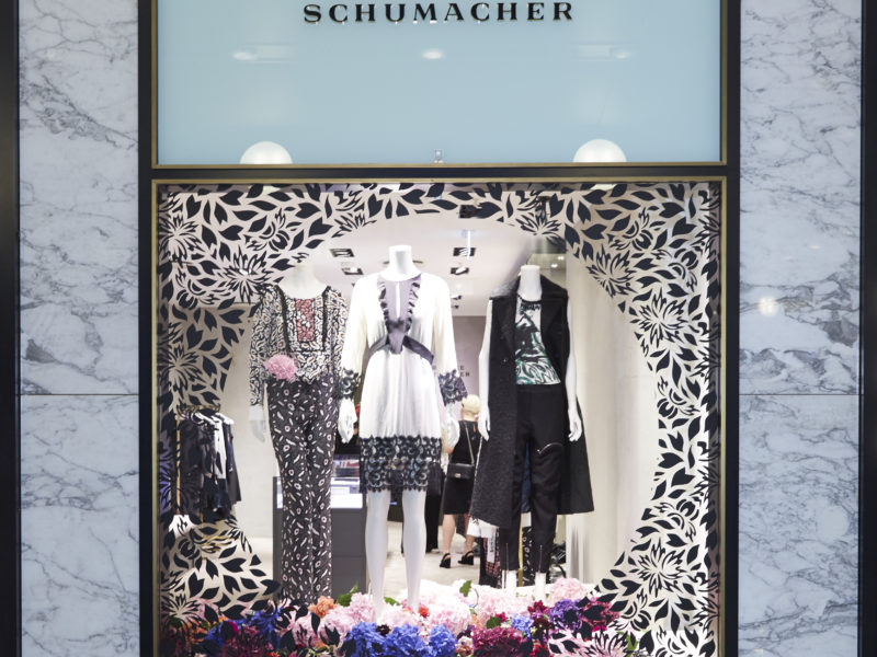 BERLIN, GERMANY - SEPTEMBER 08: A general view of the Dorothee Schumacher store at Vogue Fashion's Night Out on September 8, 2016 in Berlin, Germany. (Photo by Sebastian Reuter/Getty Images for Dorothee Schumacher)
