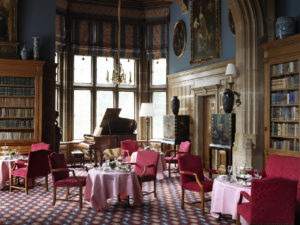 Schlosshotel Kronberg_English Afternoon Tea_I_Bibliothek