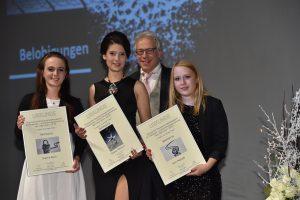 Deutscher Schmuck- und Edelsteinpreis 2017 am 25.11.2016 in Idar-Oberstein. Fotocredit Hannes Magerstaedt hannes@magerstaedt.de Tel.01728178700