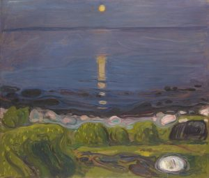 munch_sommernacht_am_strand_privatsammlung