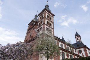 Abteikirche Amorbach - OTG