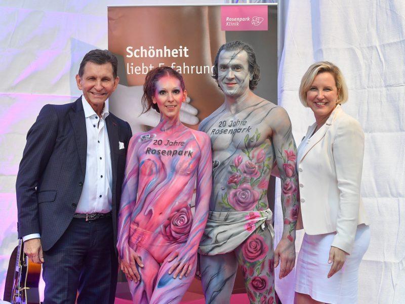 Dr Gerhard Sattler_Bodypaintmodels_Dr Sonja Sattler