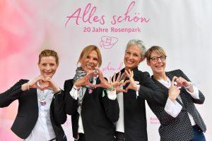 Franziska Niedermeier (MarketingPr-Leitung)_Astrid Neufeld (Office-Leitung)_Melanie Philipps (Customer Service)_Helen Hammerton (Marketing) (1)