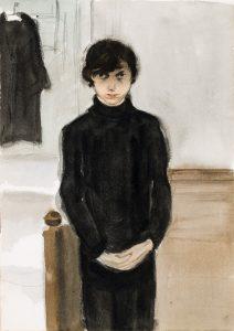 Jeanne_Mammen_Selbstbildnis_Jeanne_Mammen_um_1926