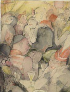 Museum-Berlin_Jeanne-Mammen_Retrospektive_Kaschemme_1930