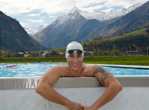 Marco Henrichs - Training in den Bergen