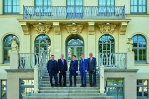 GLASHUETTE, GERMANY - May 22: Special event to celebrate 10 Years of Watch Museum Glashuette on May 22, 2018 in Glashuette, Germany. (Photo by Marco Prosch/Getty Images)