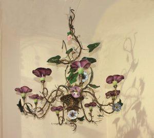 Floraler Lüster