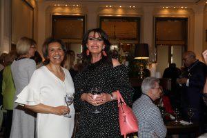 links Marina Strang mit Marina Koslowa