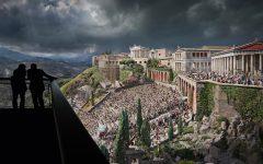 02_Pergamon-Panorama_Panorama_Burgberg