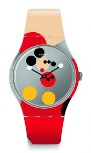 Swatch Art Specials_MIRROR SPOT MICKEY