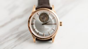 The Carl F. Bucherer Heritage Tourbillon Double Peripheral Limited Edition