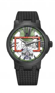 Ulysse Nardin Executive Skeleton 1