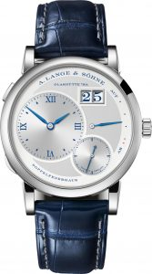 "Front view of the LANGE 1 ""25th Anniversary""."
