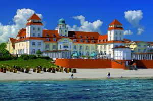 Deutschland, Ostsee, Insel Ruegen, Ostseebad Binz, Kurhaus