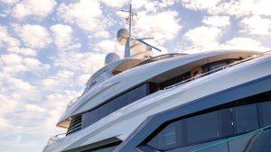 Conrad shipyard - motor yacht Viatoris