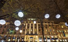 Christmas at Hotel Bayerischer Hof, Munich