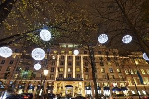 Christmas at Hotel Bayerischer Hof, Munich